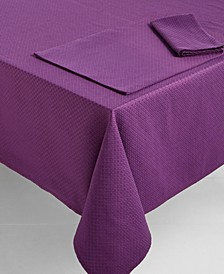 Maya Mulberry Table Linen Collection