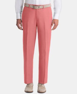 Men's UltraFlex Classic-Fit Linen Pants