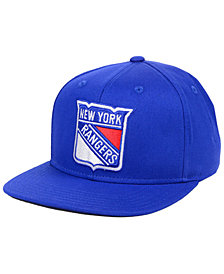 Outerstuff Boys' New York Rangers Constant Snapback Cap