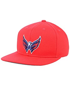 Boys' Washington Capitals Constant Snapback Cap
