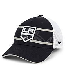 Authentic NHL Headwear Los Angeles Kings 2nd Season Trucker Adjustable Snapback Cap