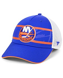Authentic NHL Headwear New York Islanders 2nd Season Trucker Adjustable Snapback Cap