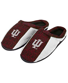 Forever Collectibles Indiana Hoosiers Knit Cup Sole Slippers
