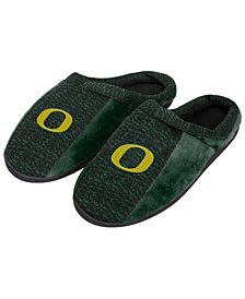 Forever Collectibles Oregon Ducks Knit Cup Sole Slippers