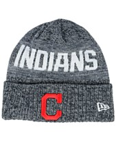 new arrival 73642 8b7d5 New Era Cleveland Indians Crisp Color Cuff Knit Hat