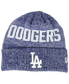 New Era Los Angeles Dodgers Crisp Color Cuff Knit Hat