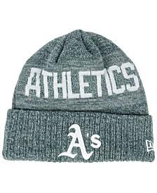 New Era Oakland Athletics Crisp Color Cuff Knit Hat