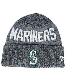 New Era Seattle Mariners Crisp Color Cuff Knit Hat