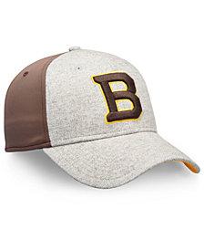 Authentic NHL Headwear Boston Bruins Winter Classic Speed Flex Stretch Fitted Cap