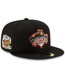 New Era Fresno Grizzlies League Patch 59FIFTY-FITTED Cap