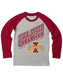 Wes & Willy Iowa State Cyclones Heather Raglan T-shirt, Infants (12-24 Months)