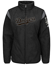 cb7560b7be39bf Majestic Women s Los Angeles Dodgers Premier Jacket