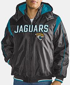 G-III Sports Men's Jacksonville Jaguars Hot Read Player Front Zip Jacket