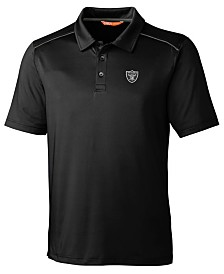 Cutter & Buck Men's Oakl& Raiders Chance Polo