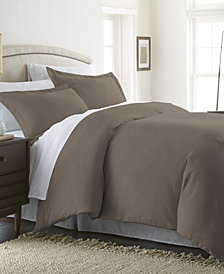 Home Collection Premium Ultra Soft 3 Piece Duvet Cover Set, Queen