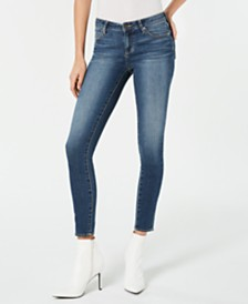 Articles of Society Sarah Ankle Skinny Jeans