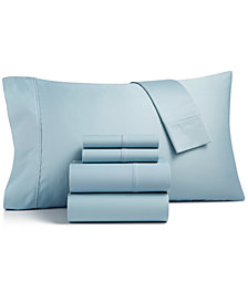 Charter Club 600-Thread Count 6-Pc. Queen Sheet Set, Created for Macy's