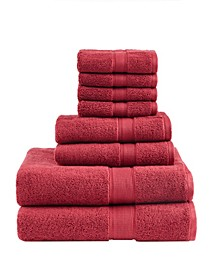 Signature Solid 8-Pc. Towel Set