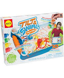 Tilt and Swirl Painter