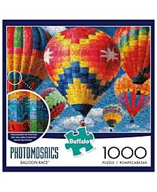 Photomosaics Jigsaw Puzzle - Balloon Race - 1000 Piece