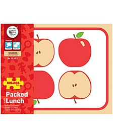 Wooden Packed Lunch