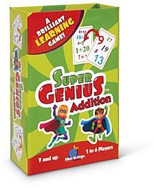 Super Genius - Addition