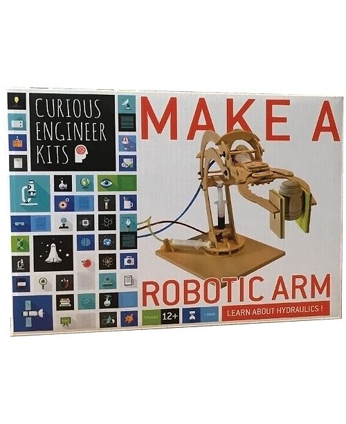 Copernicus Make a Robotic Arm