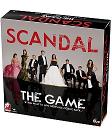 Scandal- The Game