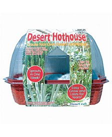 Desert Hothouse Windowsill Greenhouse