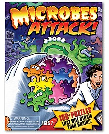 Microbes ATTACK! Brain Teaser Puzzle