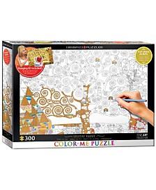 Color-Me Puzzle - Gustav Klimt's Tree Of Life- 300 Piece