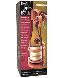 Don't Break the Bottle - Corkscrew Puzzle