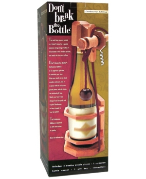 Don't Break the Bottle - Corkscrew