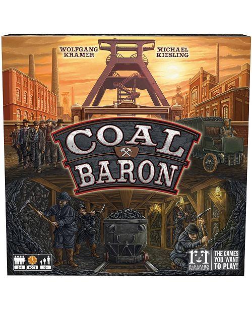 R&R Games Coal Baron
