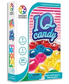 IQ Candy Puzzle Game