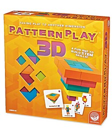 Pattern Play 3D Puzzle Game