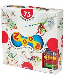ZOOB Building Set - 75 Pieces