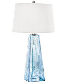 Regina Andrew Design Baha Blue Glass Table Lamp