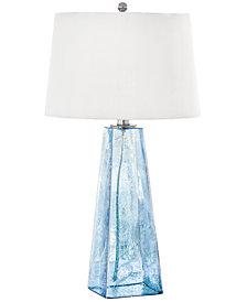 Regina Andrew Design Baha Blue Glass Table Lamp