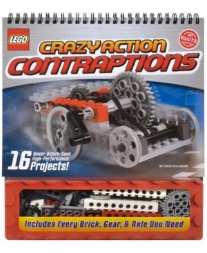 Lego Crazy Action Contraptions Book