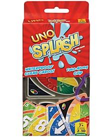 DNU - BRANDING ISSUE - UNO Splash Card Game