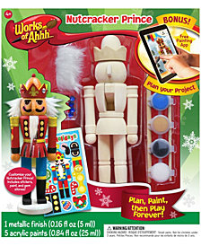 Works of Ahhh... Wood Painting Kit - Nutcracker Prince