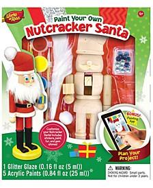 Works of Ahhh... Wood Painting Kit - Nutcracker Santa