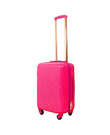 "Macbeth Collection 21"" Pineapple Hardside Spinner Suitcase"