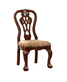 Wilson Brown Cherry Dining Chair (Set of 2)