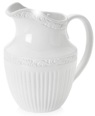 Dinnerware, Italian Countryside Pitcher
