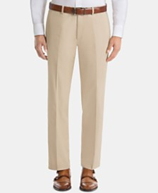 Lauren Ralph Lauren Men's UltraFlex Classic-Fit Cotton Pants