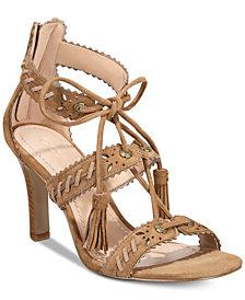 COACH Bella Western Dress Sandals