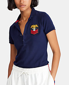 Polo Ralph Lauren Slim Fit Crest Polo