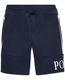 Polo Ralph Lauren Big Boys Double-Knit Performance Shorts